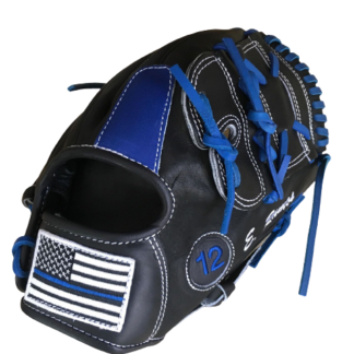 custom handcrafted leather baseball pitchers glove